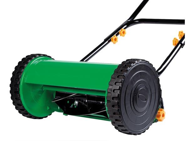 Fantastisk Håndskubber græsslåmaskine DY97